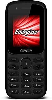 Energizer Energy E11 Dual SIM - 32MB, 32MB RAM, 2G, Black