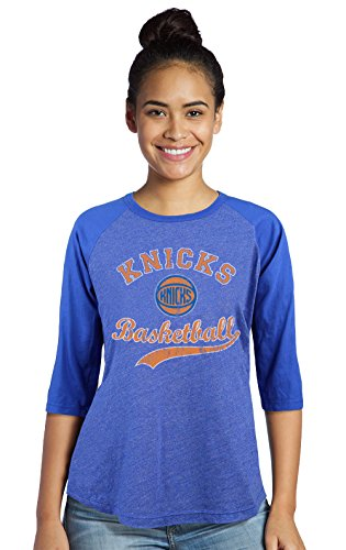 Majestic Athletic NBA New York Knicks Women