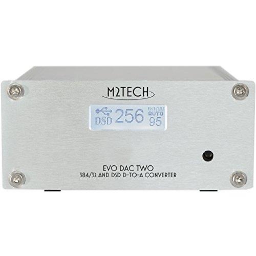 M2Tech Evo DAC Two Schnittstelle Musik flüssig-PC