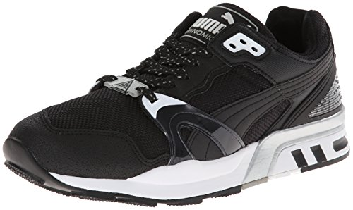 PUMA Herren Trinomic Xt2 Plus Tech-m, schwarz, 47 EU