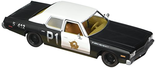 Greenlight Collectibles – 84011 – Dodge Monaco – Blues Brothers 1980 – Maßstab 1/24 – Weiß/Schwarz