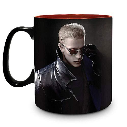Resident Evil - Wesker - XXL-Tasse - 460 ml | Capcom Merchandise