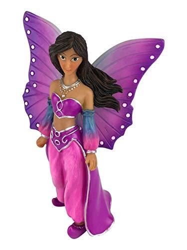 Arabella Hermosa Hada en Miniatura para Jardín de Hadas y Jardín en Miniatura
