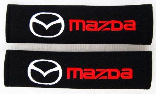 Racing Stil Sicherheitsgurt Pads für Mazda