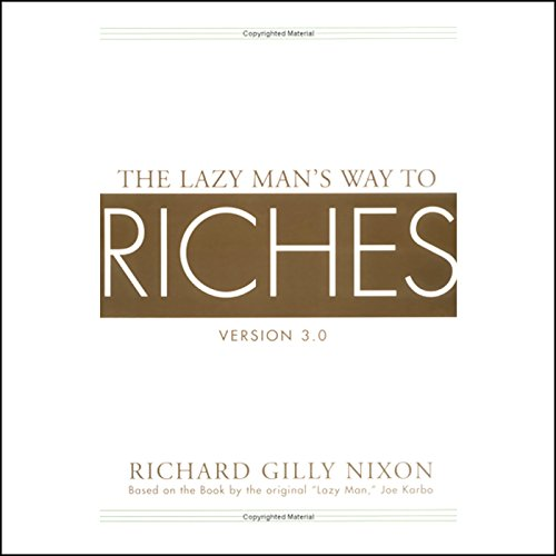 The Lazy Man's Way to Riches audiobook cover art