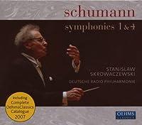 Symphonies No. 1 & 4 (2008-03-25)