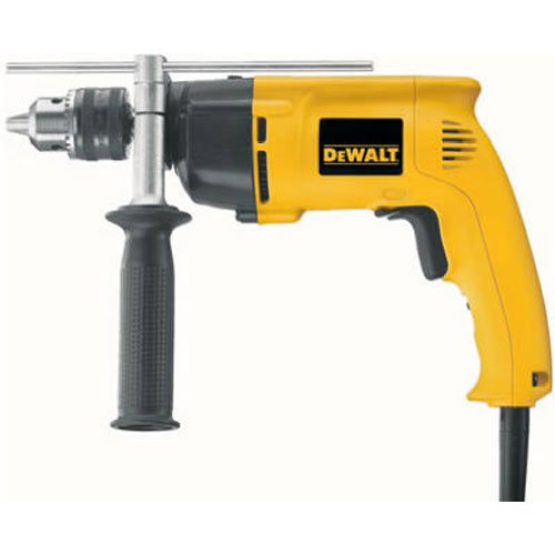 Our #4 Pick is the DeWalt DW511 1/2-Inch 7.8-Amp Hammer Drill