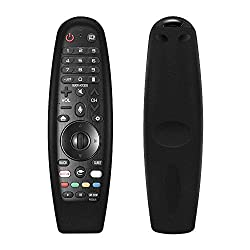 100% new and of high quality, Specified protective cover case for LG AN-MR600 TV remote controller, provide full access to all ports, buttons and functions, fit well with the original remote controller. The remote controller cover is made of silicone...