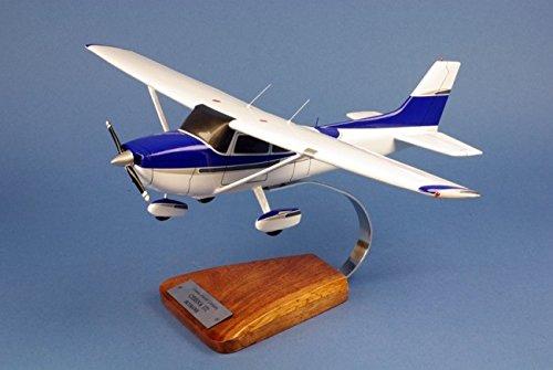 Aero-Passion Cessna 172 Skyhawk - Modelo Grande de la colección de avión