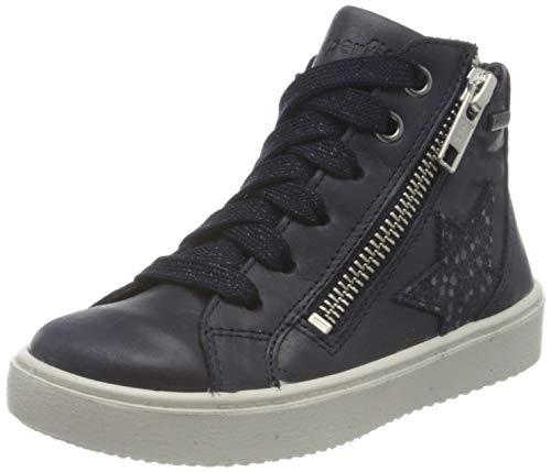 Superfit M dchen Heaven Sneaker, Blau 8000, 37 EU
