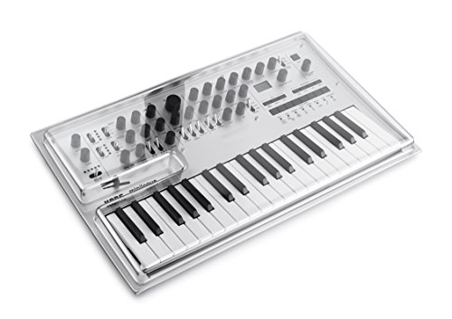Great Deal! Decksaver DS-PC-MINILOGUE Korg Minilogue Synthesizer Cover