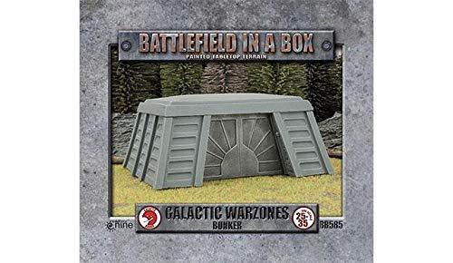 Battlefield in a Box Galactic Warzones Bunker