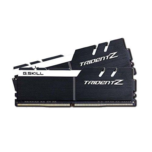 G.SKILL F4 3200C16D 16GTZKW Mémoire RAM DDR4 16 Go