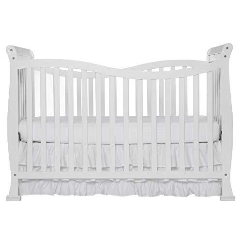 For Sale! VBARV Multifunctional Crib, Environmentally Friendly Solid Wood Crib, Large Size, Adjustab...