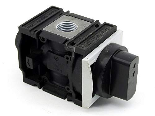 Rexroth Pneumatik Aventics Absperrventil Bosch Druckluft Ventil Serie AS3-BAV