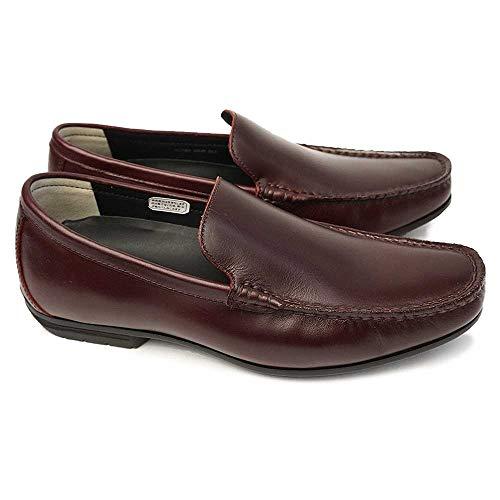 [リーガル] 靴 スリッポン モカシン 56HR メンズ レザー カジュアルシューズ ヴァンプ ドライビング Slip-o...