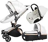 LOXZJYG Transporte de bebé de amortiguación, Cochecito de...
