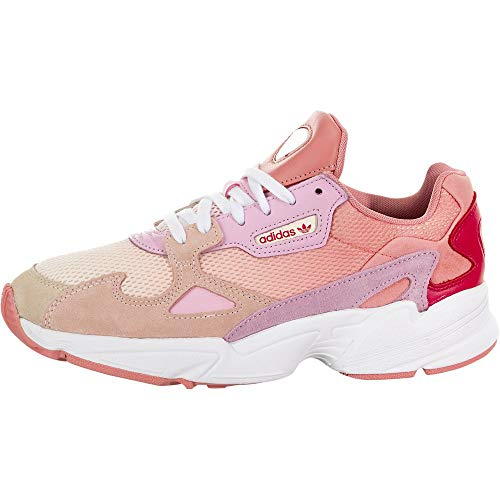 adidas Damen originale falcon schuhe 5.5 uk ecru tint s18 icey rosa f17 wahre rosa