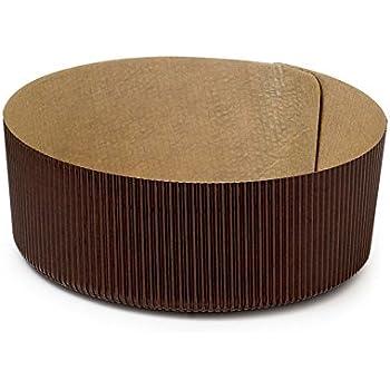 Holz Backformen, rund, 18 cm   MEINCUPCAKE Shop