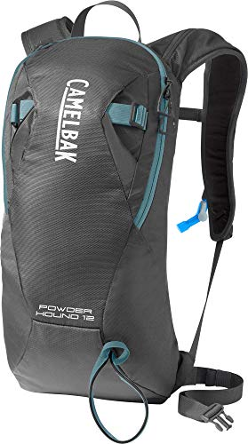 CamelBak Powderhound 12 100 oz Graphite/Adriatic Blue