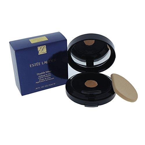 Estee Lauder 855-YPWN37 Double Wear Makeup To Go Liquid Fonds de Teint Tawny 12 ml