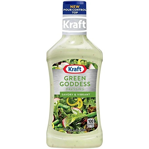 Kraft Seven Seas: Dressing Green Goddess, 16 Oz