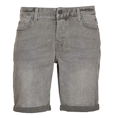 ONLY & SONS ONSPLY Korte broeken heren Grijs - US 28 - Korte broeken/Bermuda's