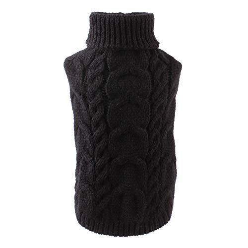 iFCOW Hundepullover für den Winter, weich, warm