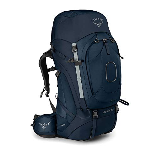 Osprey Xenith 88 Men's Backpacking Pack - Discovery Blue (LG)