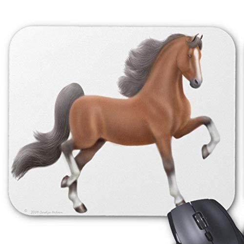 Muismat, Gaming Mouse Pad Grote Grootte 300x250x3mm Dikke Amerikaanse Zadel Paard Verlengde Muis Pad Antislip Rubber