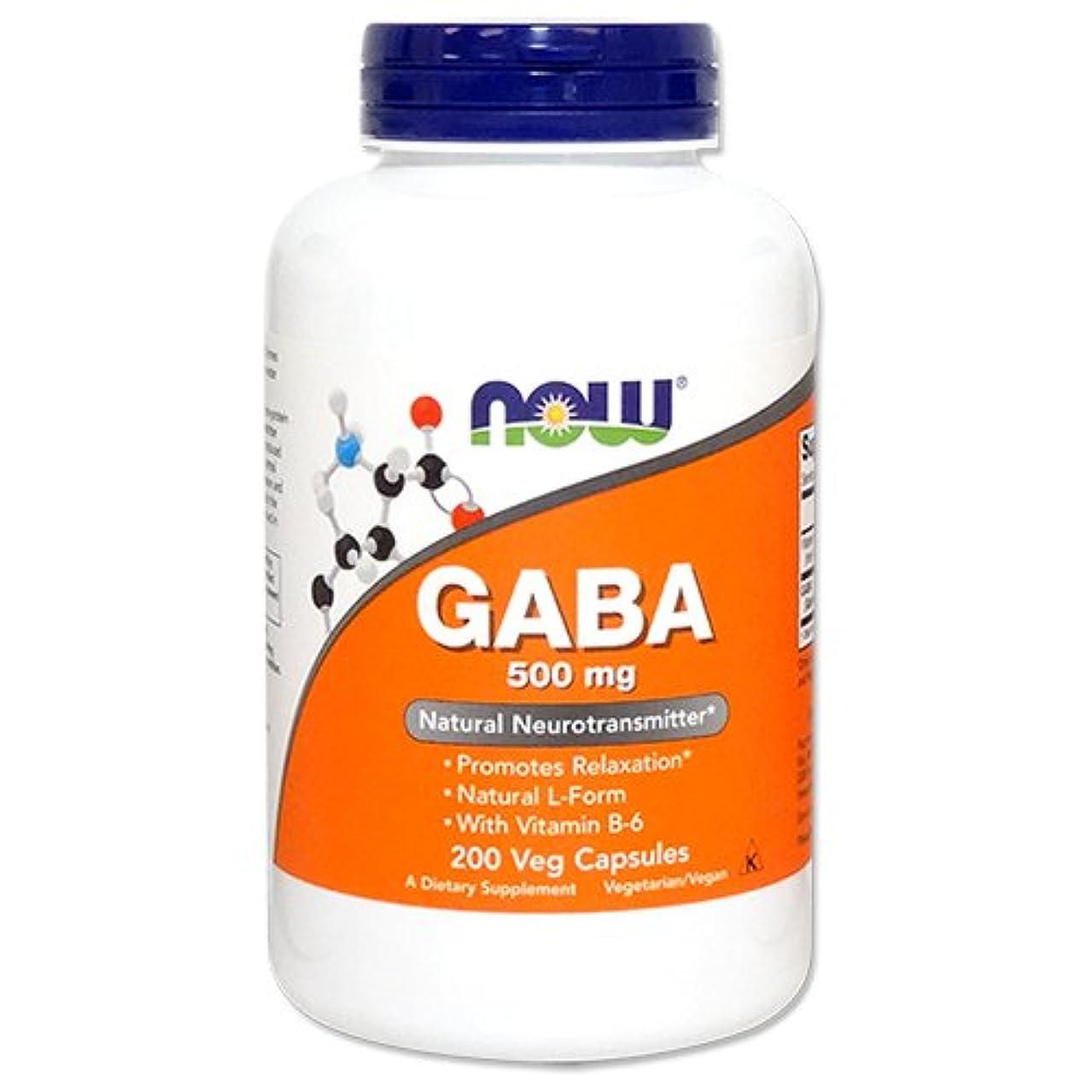 ミント記念日謝罪するGABA(ギャバ) 500mg 200粒[海外直送品]