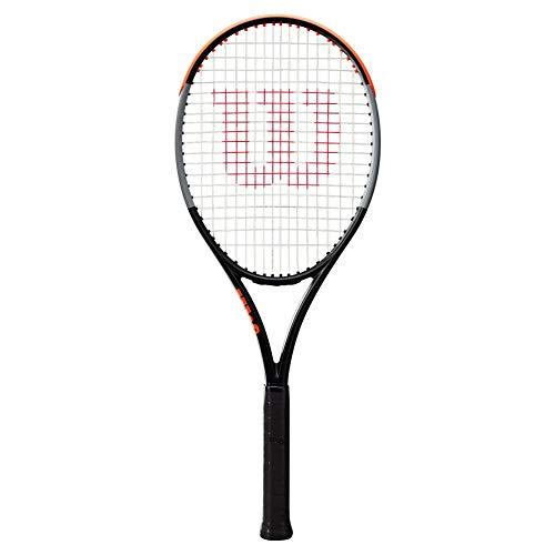 Wilson Burn 100 V4.0 Tennis Racquet (4_1/4)