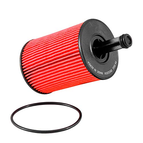 K&N Premium Oil Filter: Designed to Protect your Engine: Fits Select 2006-2020 PORSCHE/BMW (911, Cayenne, Macan, Panamera, Carrera, GT3, Turbo, M5, M6), PS-7032