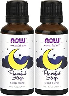 sleep essential oil by NOW