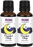 Now Foods Peaceful Sleep Essential Oil Blend 1 fl oz (Pack of 2)