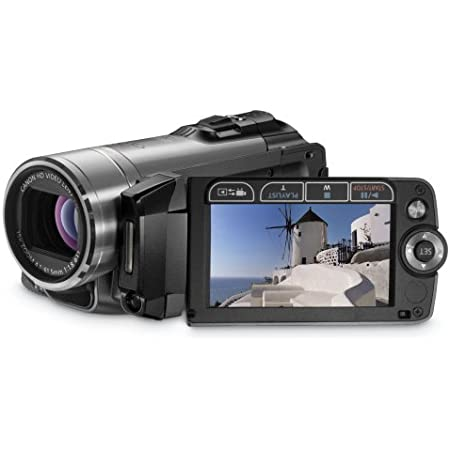 Canon VIXIA HF200 HD Flash Memory Camcorder w/15x Optical Zoom (Discontinued by Manufacturer)