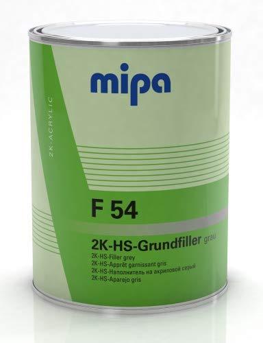 Mipa 2K-HS-Grundfiller F54 grau 1 Liter