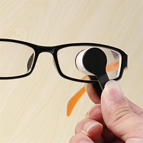 ukYukiko Mini zonnebril bril microvezel Spectacles reiniger borstel schoonmaak gereedschap