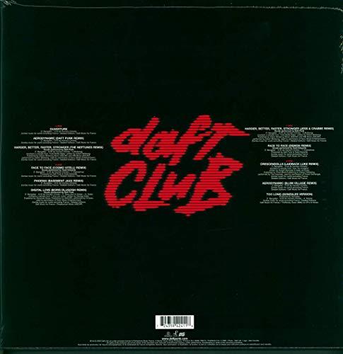 DAFT PUNK - DAFT CLUB : 2LP SET - 2