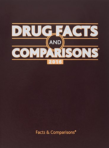 Drug Facts and Comparisons 2016