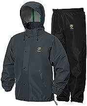 TideWe Rain Suit, Breathable Waterproof Durable Sport Rainwear (Gray Size S)