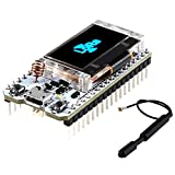 MakerFocus ESP32 Development Board WIFI Bluetooth LoRa Dual Core 240MHz CP2102 with 0.96inch OLED Display and 433/470MHz Antenna for Arduino (868/915MHz) arabic iptv boxes May, 2021