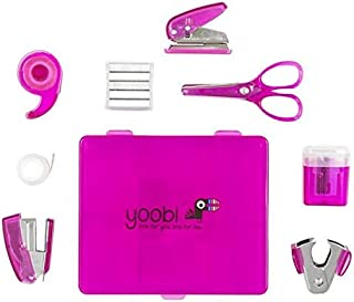 Yoobi Mini Supply Kit - Happy Office