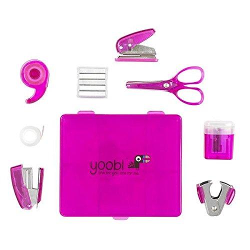 Yoobi Mini Supply Kit - Happy Office