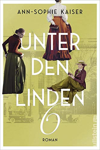 Buchseite und Rezensionen zu 'Unter den Linden 6: Roman' von Ann-Sophie Kaiser