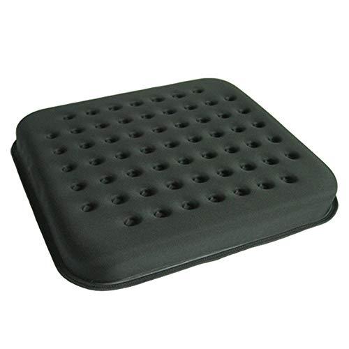 DZ-ZT Sitzkissen – Latex, langlebig, Wärmeableitung, atmungsaktiv, Anti-Dekubitus-Kissen für Patienten und Büro