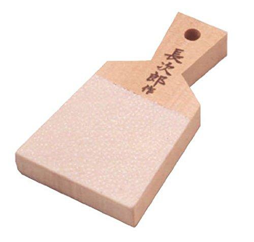 Chojiro (Small) Japanese Shark Skin Grater for Fresh Wasabi & Ginger From Japan ;TM79F-32M UGBA552546
