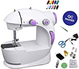 Appigo Mini Sewing Machine for Home Tailoring with Sewing Accessories