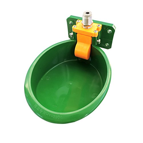 Lucky Farm New Model Sheep Water Bowl Plastic Piglet Pig Drinking Fountains Goat Drink Cup Water Bowl for Livestock