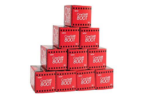 CineStill 800T カラーネガフィルム 35mm 36枚撮り 10本SET